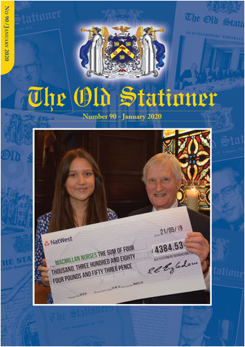 The Old Stationer